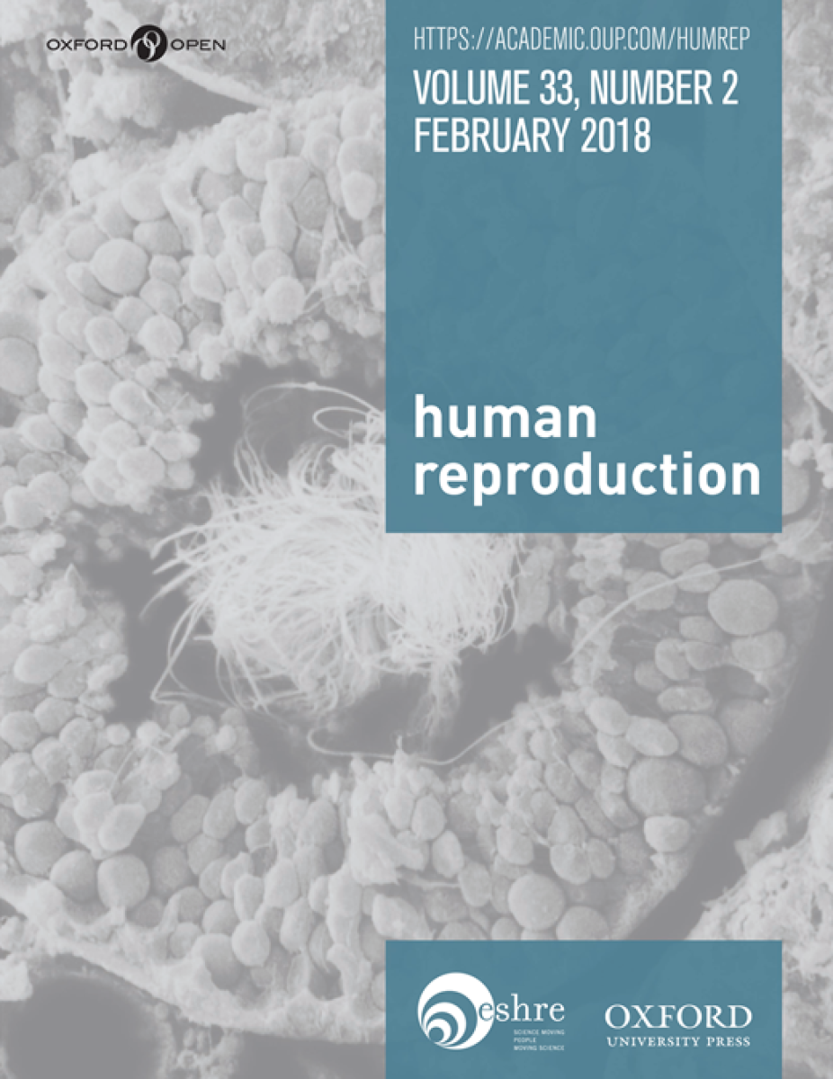 Human Reproduction Table of Contents for February 2018