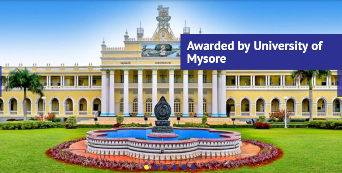 Accredited to University of Mysore
