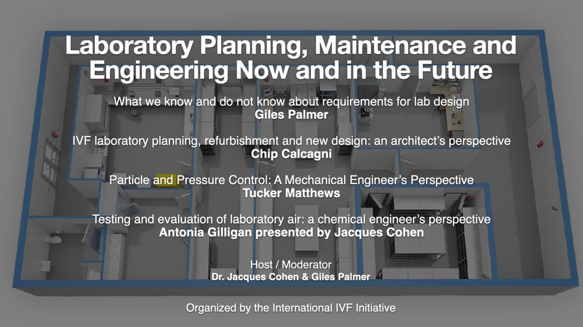Laboratory Planning, Maintenance and Engineering Now and in the Future
