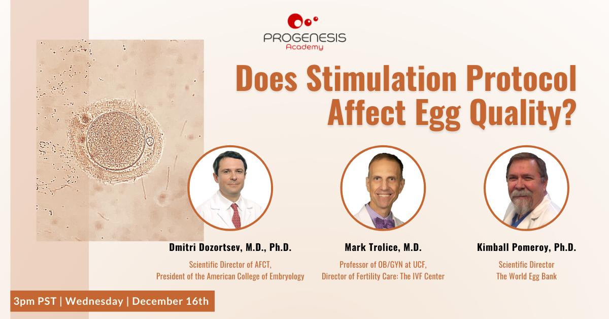 Does Stimulation Protocol Affect Egg Quality