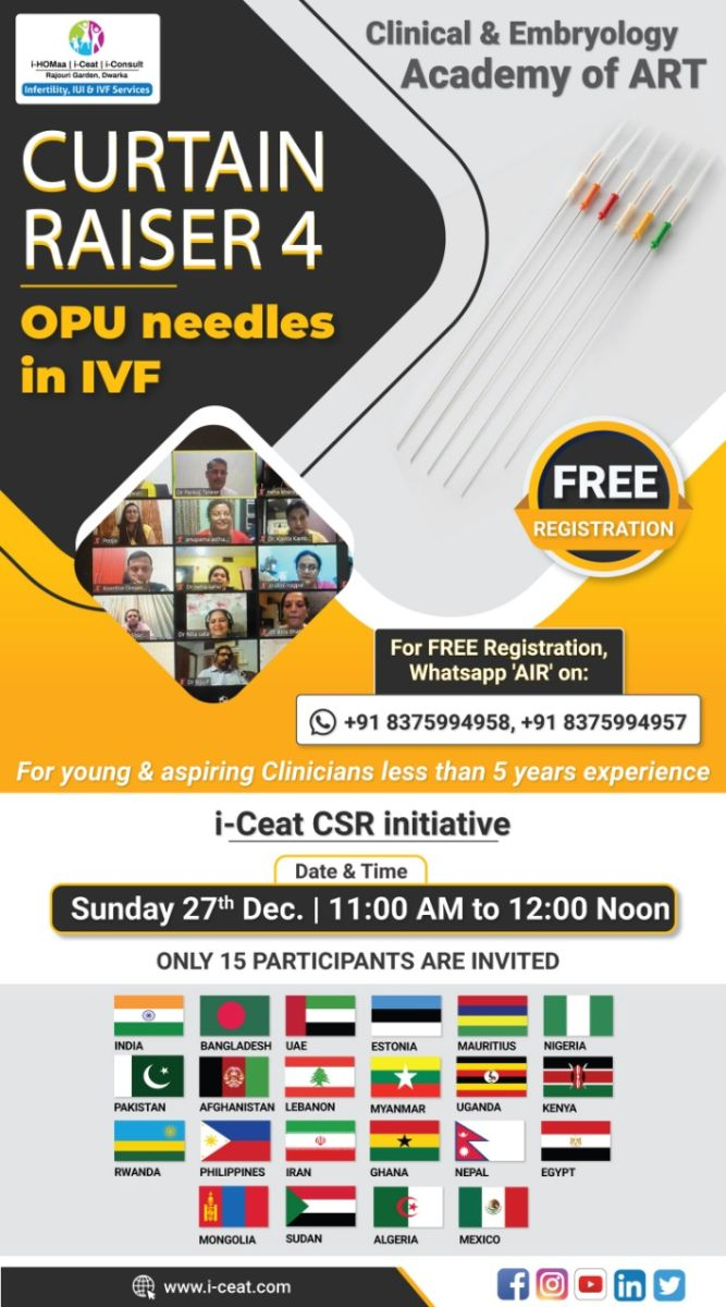 "Join special class ""OPU needles in IVF"""