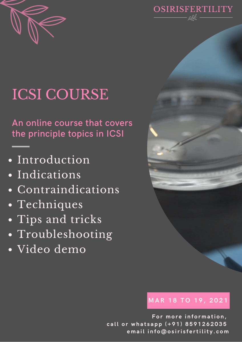 ICSI Course