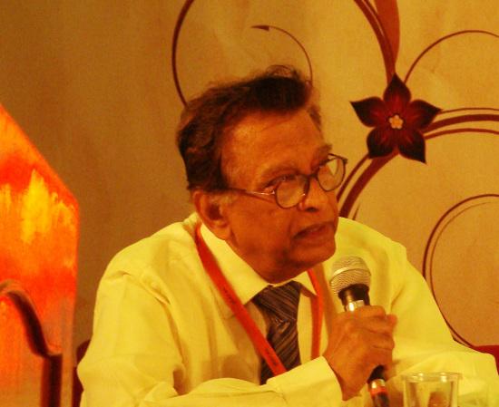 Prof Asok k Bhattacharyya, Ph.D, D.Sc