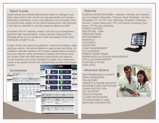 Ivysite Brochure 2