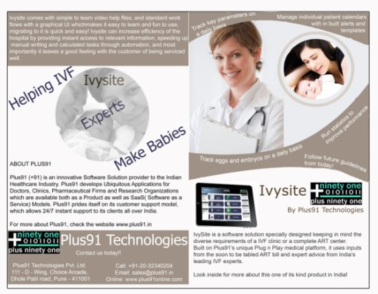 Ivysite Brochure 1