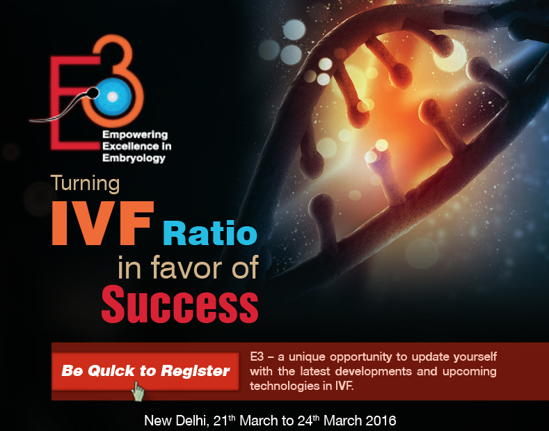E3 Embryology Conferences | IVF ART IUI ICSI Training