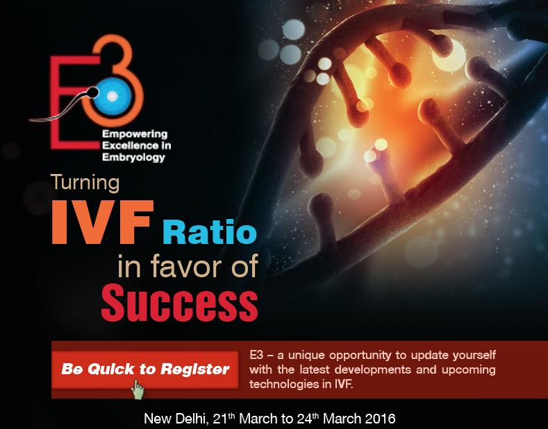 E3 Embryology Conferences | IVF ART IUI ICSI Training