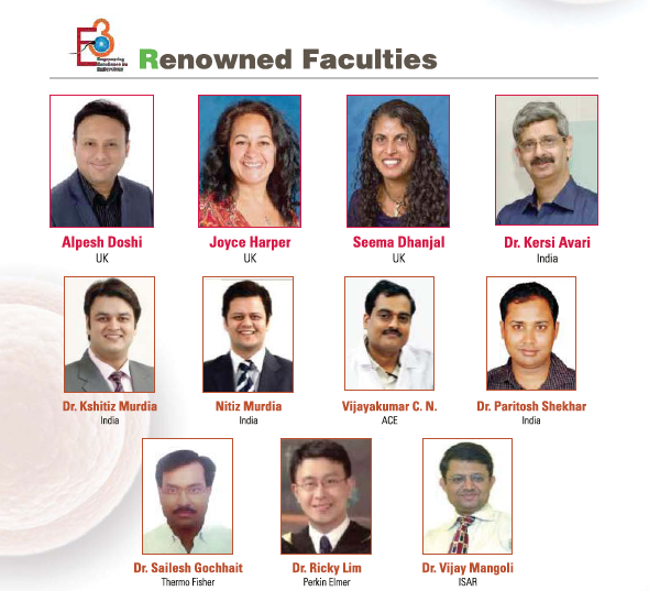 Learn from the International and Indian Embryology experts