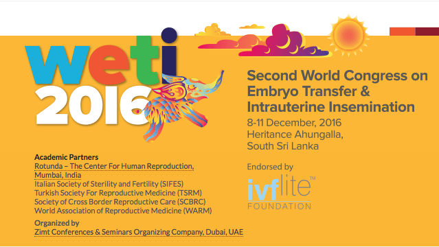 The World Congress on Embryo Transfer & Intrauterine Insemination