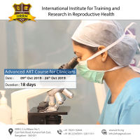 Clinical Embryology Course - International Institute for Training and Research in Reproductive Health (IIRRH)