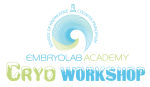 Embryolab Academy Workshop: Cryopreservation of gametes, embryos and reproductive tissues: daily practise in your lab and clinic.